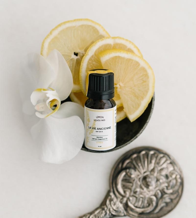 LA VIE ANCIENNE - Limon Uçucu Yağı